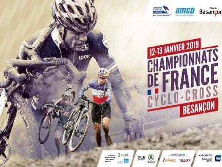 Compte-rendu Championnat de France de Cyclo-cross