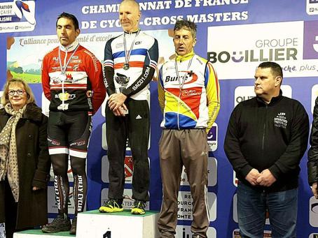 Championnats de France Cyclocross Masters
