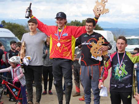Championnat Occitanie DH 2019 - Mont Bouquet (Brouzet les Ales 30)