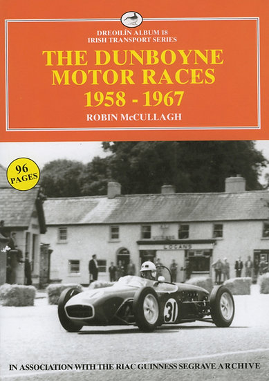 THE DUNBOYNE MOTOR RACES 1958-1967