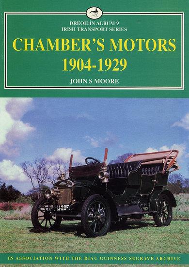 CHAMBERS MOTORS 1904-1929