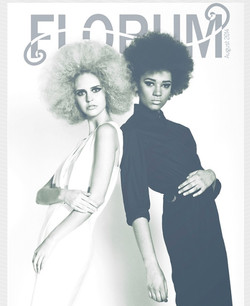 Afro Series Front cover