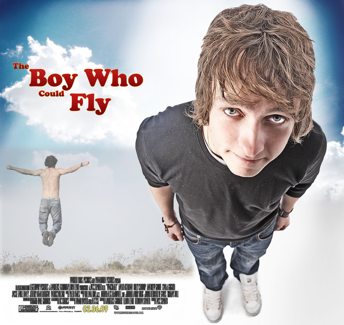 The Boy Who Could Fly: Before & After