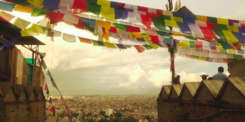 NEPAL -Trekking - Yoga / Meditations - Reise