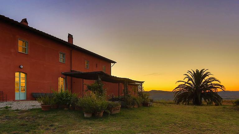 Energy-Recovery-Retreat Sommer 2021 @ Toskana, Italien - 24.05. - 30.05.21