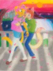 Ami & Mason - Past Art Contest Entry