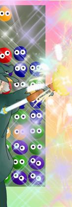 Lemres vs. O - Puyo Puyo Tetris