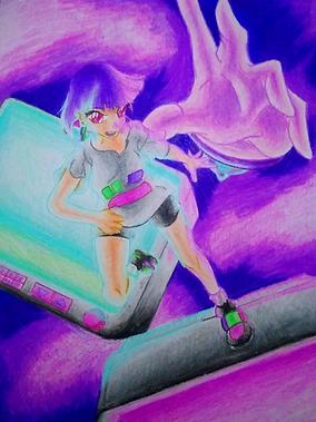 Nira-Chan Coloured Pencil.png