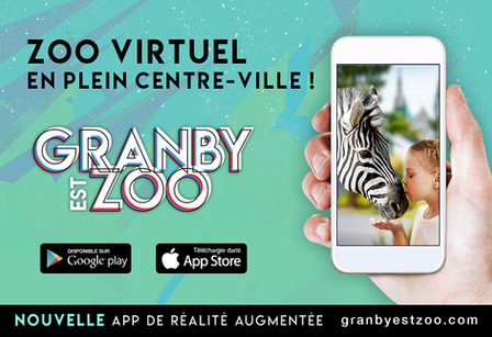 Granby Est Zoo app
