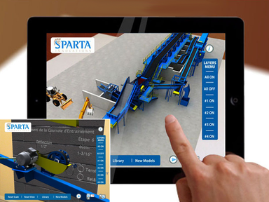Spartaway app