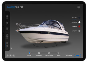 Boat 3D Viewer