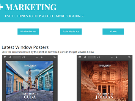 New Agent Marketing Suite