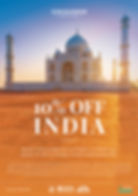 Trade - India A4 window posters - SEP 20