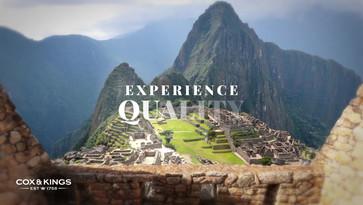 Experience Adventure