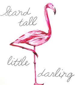 Stand Tall Little Darling