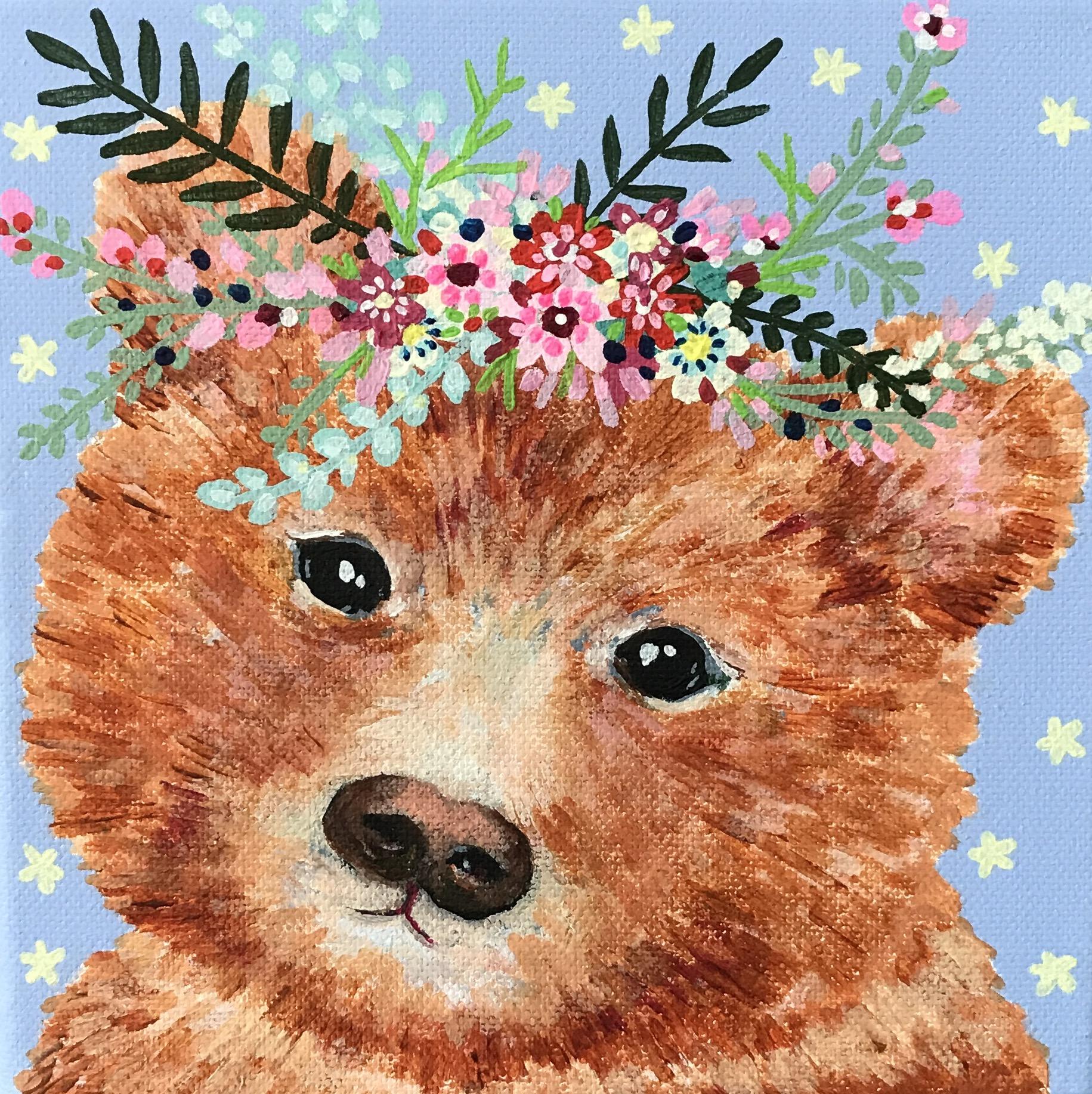 Periwinkle Bear