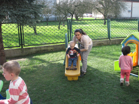 Martyna, experienced Nanny looking for part-time work