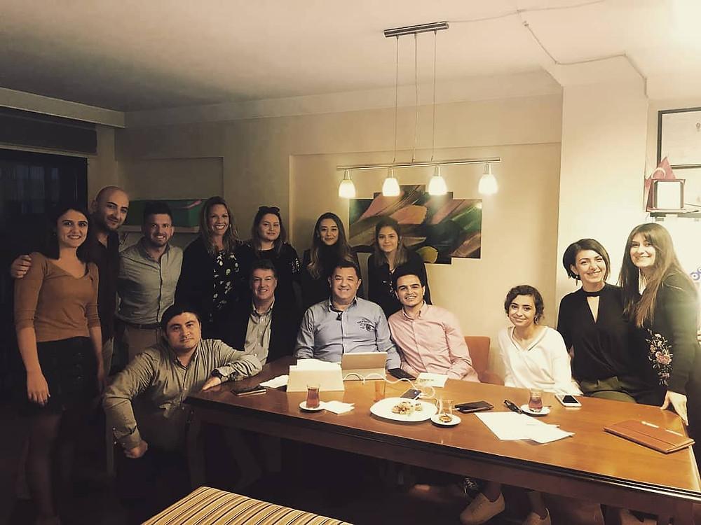 IAMFC Üyelerinden Anlamlı Ziyaret