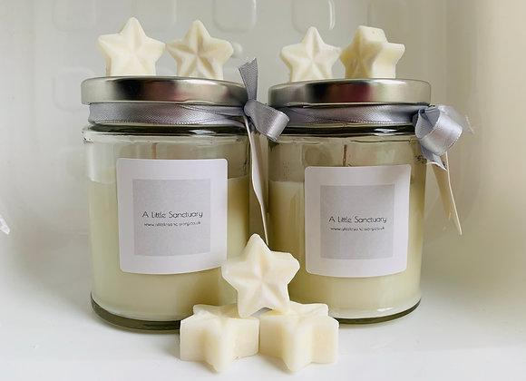 Designer Inspired Jar Candle
