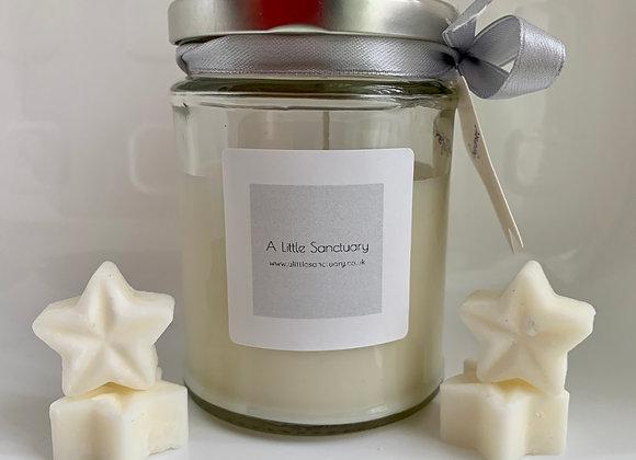 A Little Sanctuary Fragranced Candle