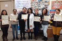 Phlebotomy Workshop students