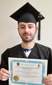 Accounting Diploma Student