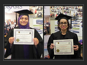 Dental office Administration students
