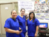 Medical Dental office Administration students