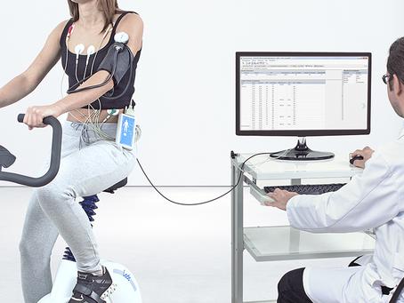 EXERCISE ELECTROCARDIOGRAM (ECG / EKG)