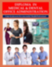 Diploma in Medical & Dental office Administration