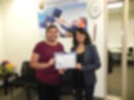 Patient Physical Assessment program graduate