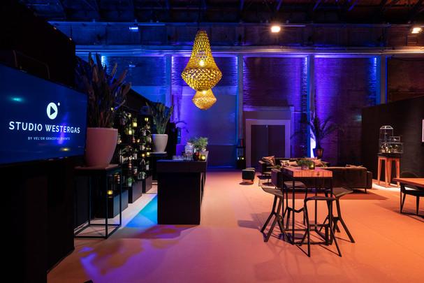 Hospitality bar Studio Westergas