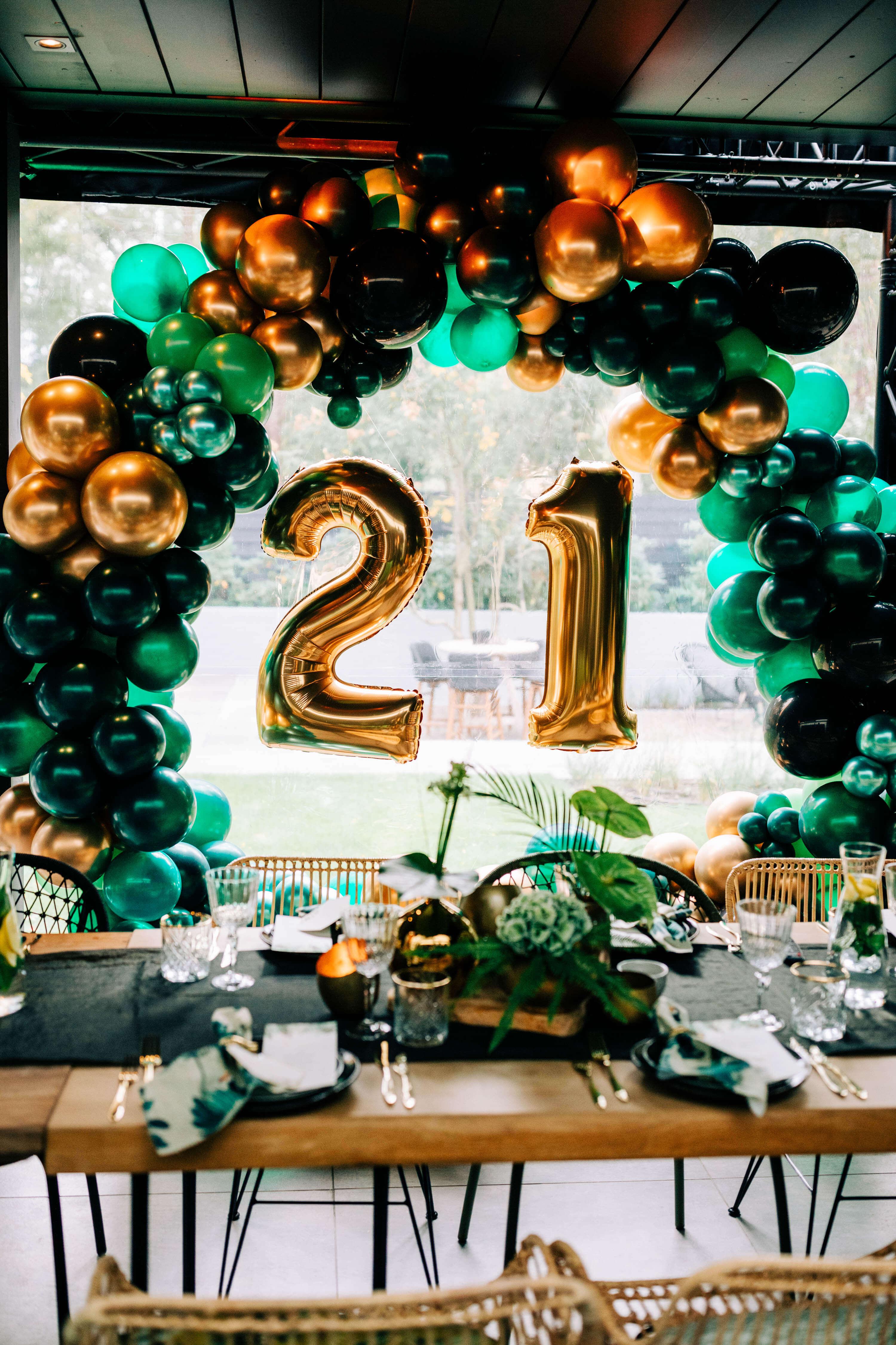Verjaardagsfeest organiseren