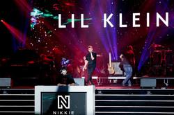NIKKIE in CONCERT -Lil Kleine - PS