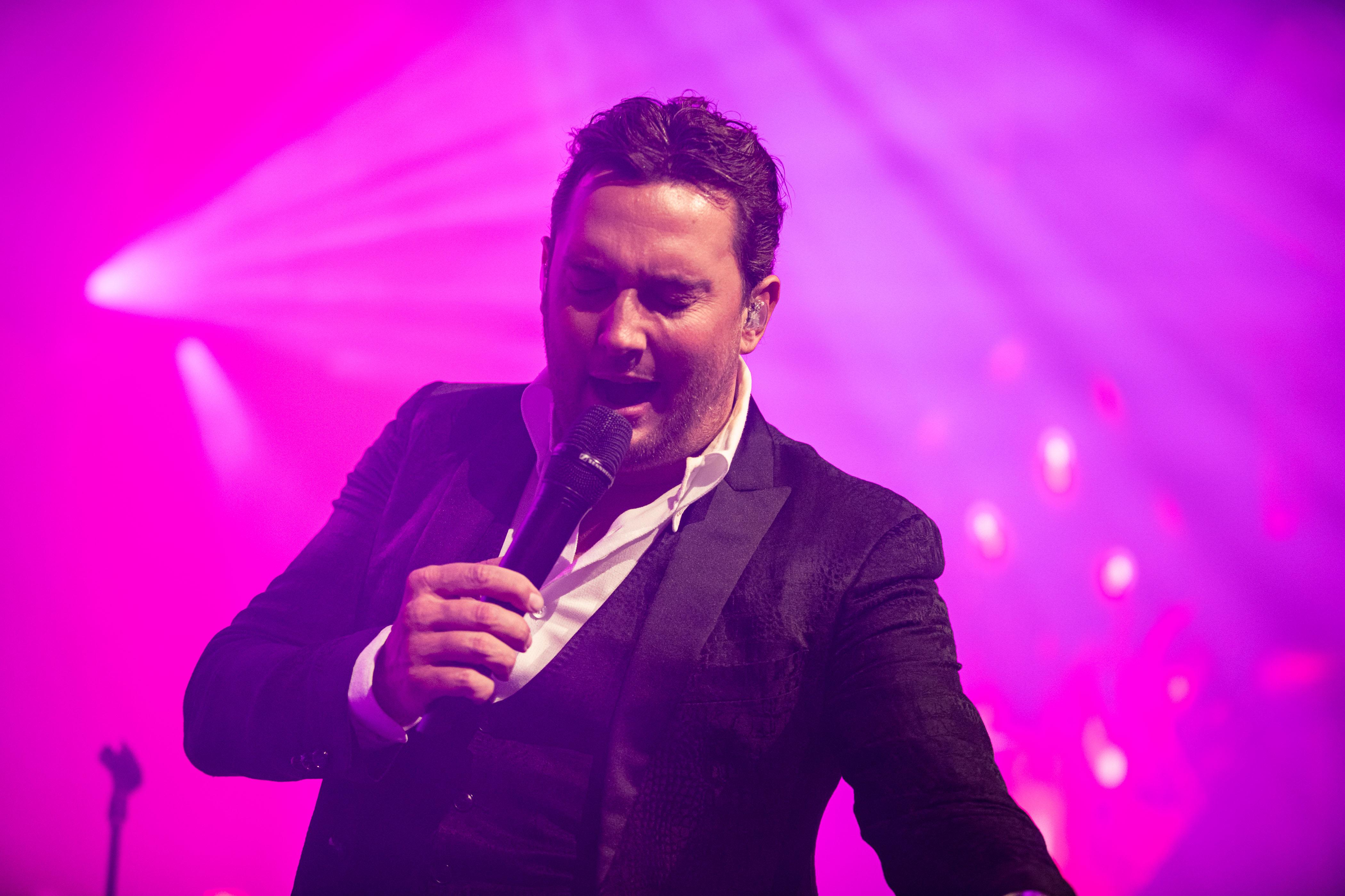 Tino Martin huren, zanger, tino