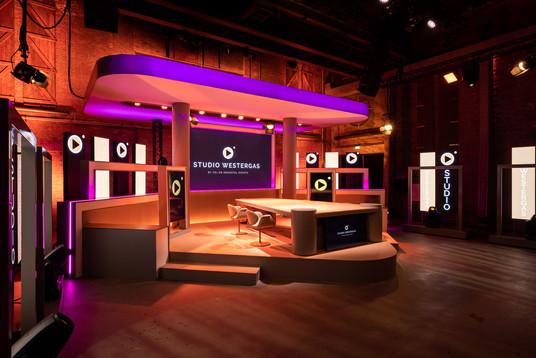 Debat opstellng Studio Westergas