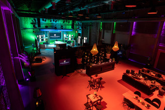 Overvieuw studio Westergas