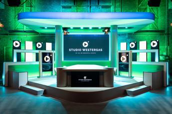 DWDD opstellng Studio Westergas
