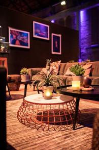 Lounge setting Studio Westergas