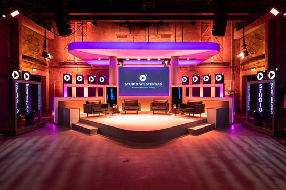 Lounge ostelling Studio Westergas