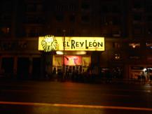 El Rey León, Madrid