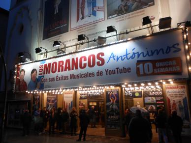 Los Morancos, Madrid