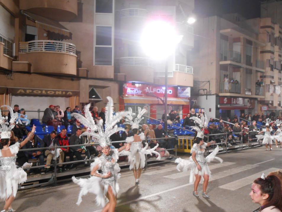 Carnaval de Aguilas