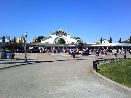 Parque Warner, Madrid