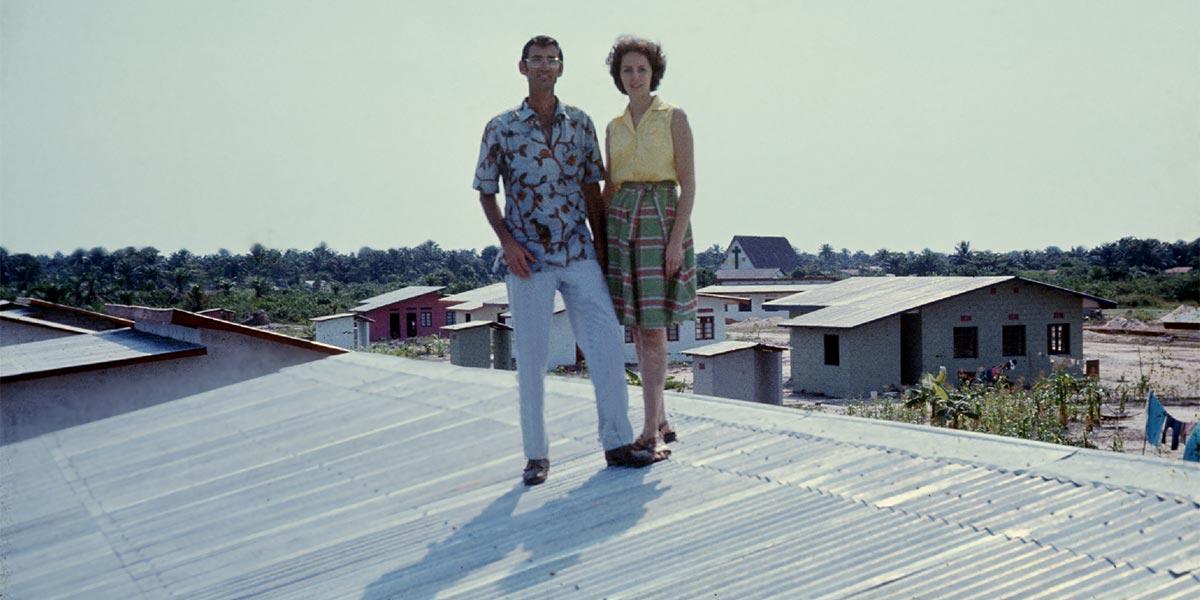 Millard and Linda Fuller