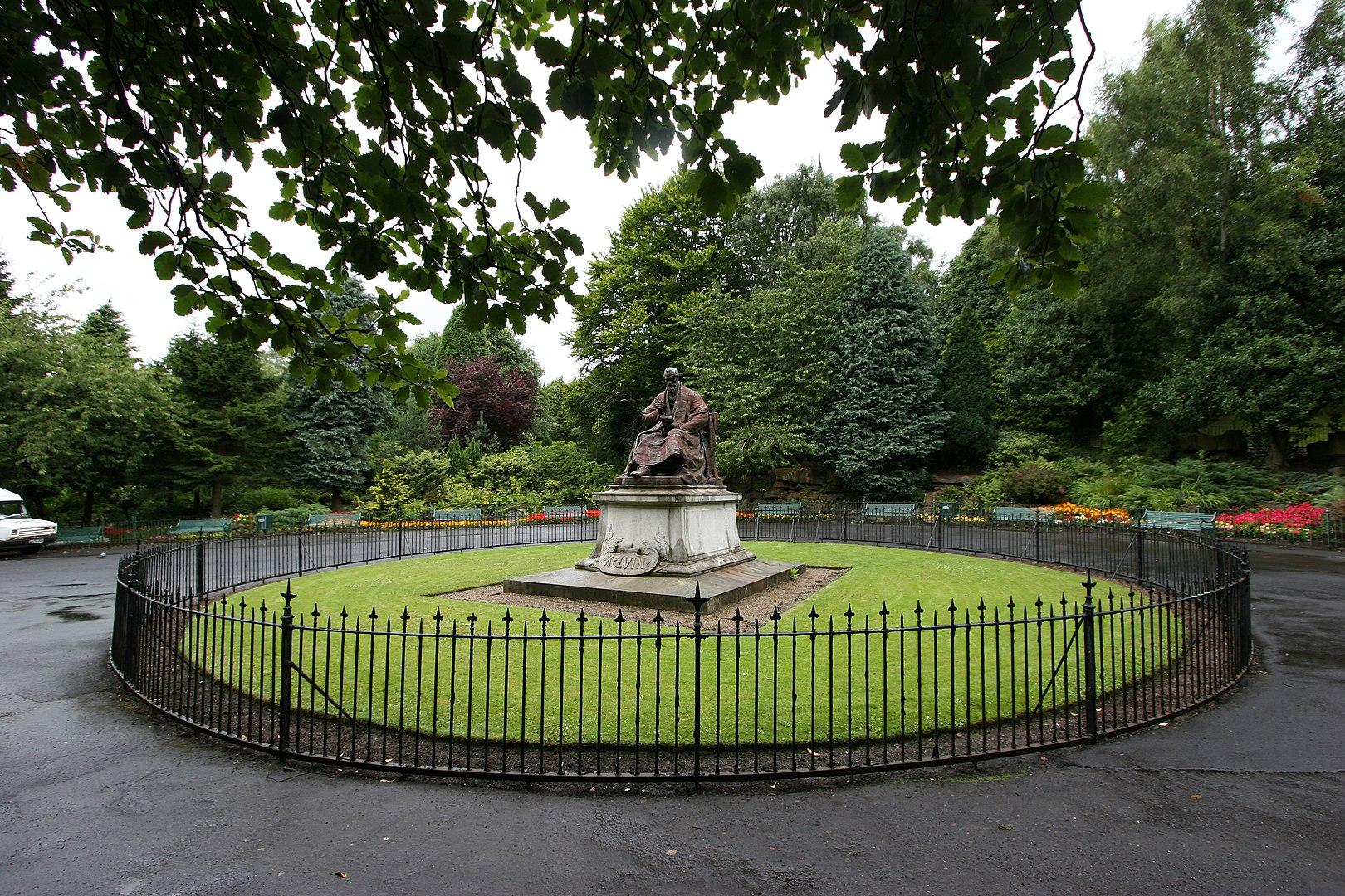 Memorial of William Thomson