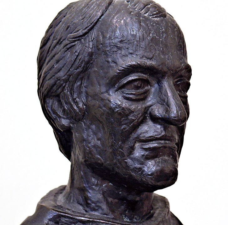 Bronze Statue of Father Richard