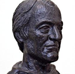 Bronze Statue of Father Richard
