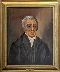 Painting of Richard Allen