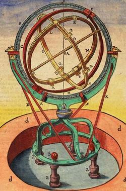 Zodiacal Armillary Instrument